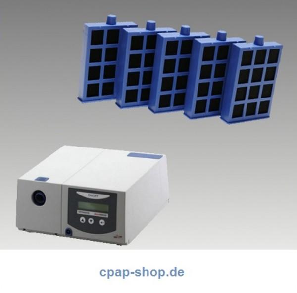 Filterkassette fuer Trend-Serie, Calypso oder Vector II