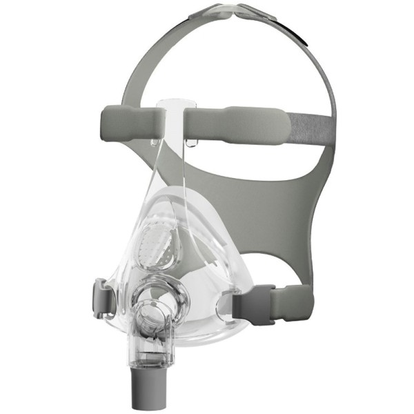 SimPlus CPAP Vollgesichtsmaske Single