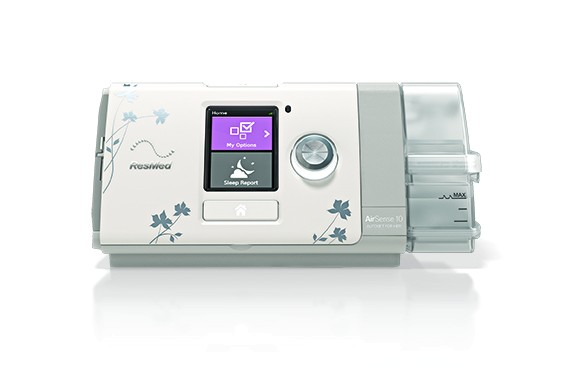 AirSense 10 Autoset (autoCPAP) for Her mit Befeuchter