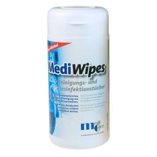 MediWipes Neutral Reinigungs- und Desinfektionstücher
