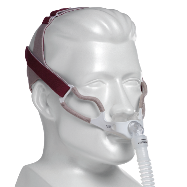 GoLife CPAP-Nasenpolstermaske for Men Fitpack