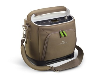 SimplyGo tragbarer Sauerstoffkonzentrator Demogerät