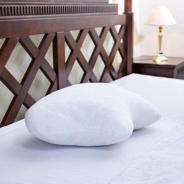 CPAP- und Seitenschläfer-Komfort Kissen LINA