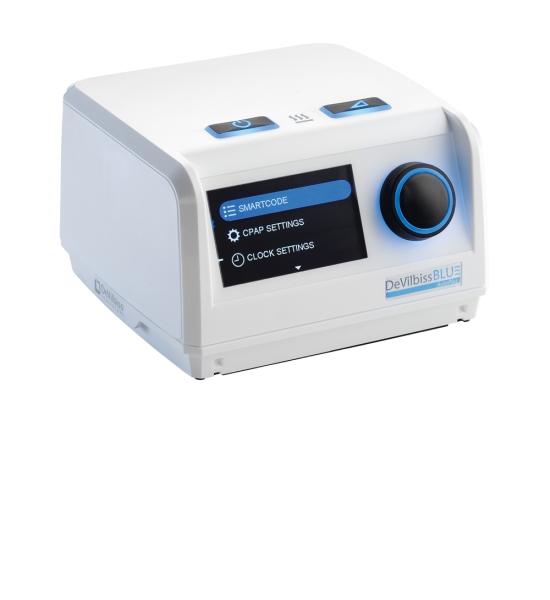 DeVilbiss Blue Standard Plus CPAP-Gerät